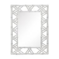 Claire Mirror, White