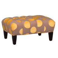 Perry Tufted Ottoman
