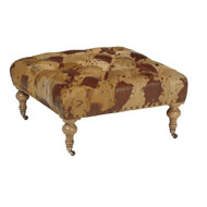 Reeves Large Ottoman  1/2