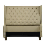 Cassy Tufted Bed (King)