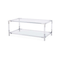 Havenhurst Cocktail Table - Silver