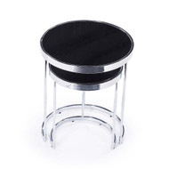 McQueen Nesting Tables - Charcoal