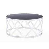 Tribeca Cocktail Table - Charcoal