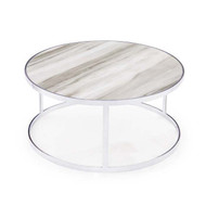 Soho Cocktail Table - White