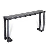 Ava Sofa Table - Smoke