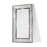 Irina Floor Mirror - Gray