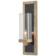 Charade Wall Sconce - Black