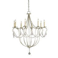 Crystal Lights Chandelier - Large