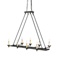 Houndslow Rectangular Chandelier