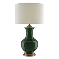 Lilou Table Lamp - Green