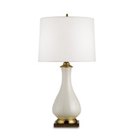 Lynton Table Lamp - Cream