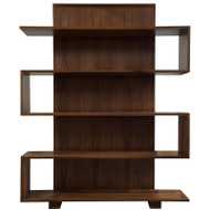 Berkeley Bookcase - Walnut