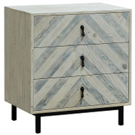 Chevron Nightstand