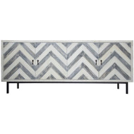 Chevron Sideboard - Large