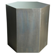 "Panal Side Table - 24"" High"