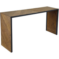 Reclaimed Lumber Ayer Console