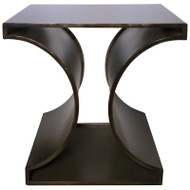 Alec Side Table - Metal