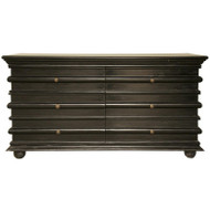 Ascona Chest - Hand Rubbed Black