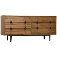 Bourgeois Sideboard https://cdn3.bigcommerce.com/s-nzzxy311bx/product_images//w/ Metal Base - Dark Walnut