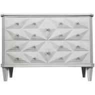 Giza Dresser - White Weathered