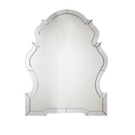 Who'S The Fairest One Of All? - French Blue Framed Mirror