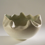 Cambrian Bowl - Ivory & Sand