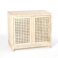 Driftwood Lattice 2 - Door Cabinet