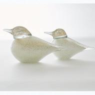 Granilla Glass Bird - Lg