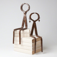 Iron Sitting Couple