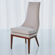 Isabella Dining Chair - Candid Fleece