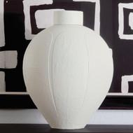 Linen Jar - Soft White
