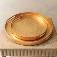 Nouveau Luxe Tray - Gold Leaf - Lg