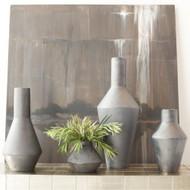 Shaker Vase - Graphite - Lg