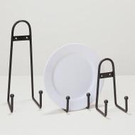 Ball Design Plate Stand - Sm