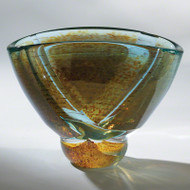 Blue Pond Bowl - Oval
