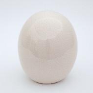 Ivory Crackle Egg