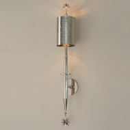 Star Arm Wall Sconce - Nickel