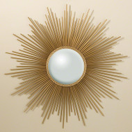 Sunburst Mirror - Gold https://cdn3.bigcommerce.com/s-nzzxy311bx/product_images//w/Security Hardware
