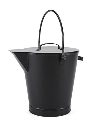 All Black Ash Bucket