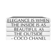 5 Vol Quotes - Elegance