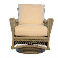 Lloyd Flanders Fairhope Swivel Rocker
