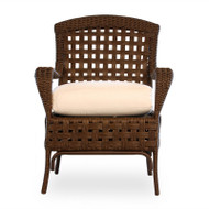 Lloyd Flanders Haven Dining Arm Chair