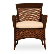 Lloyd Flanders Grand Traverse Dining Arm Chair