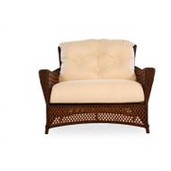 Lloyd Flanders Grand Traverse Chair & 1/2