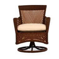 Lloyd Flanders Grand Traverse Swivel Dining Chair