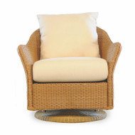 Lloyd Flanders Weekend Retreat Swivel Glider