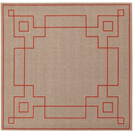 "Surya Alfresco  Rug - ALF9633 - 8'9"" Square"