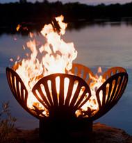Fire Pit Art Barefoot Beach Fire Pit