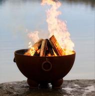 Fire Pit Art Nepal Fire Pit