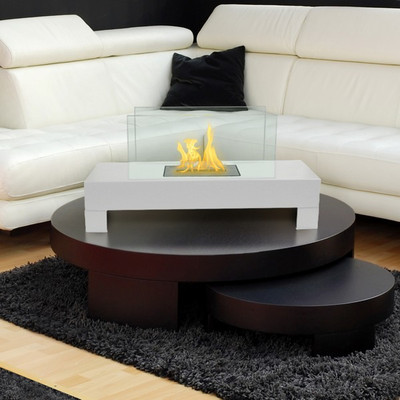 Anywhere Fireplace Gramercy Fireplace- White